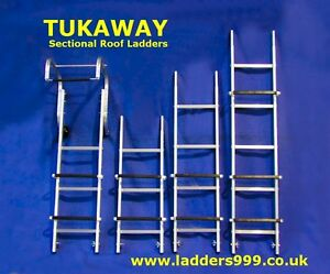 Roof-Hook-Roof-Ladder-sections-Sectional-Cat-Ladder-with-FREE-delivery