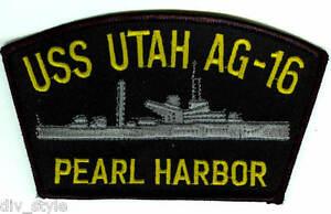 Uss arizona bb-39 battleship patch us navy marines ns pearl harbor.