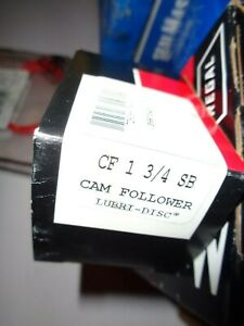 McGill-CF-1-3-4-SB-Cam-Follower-LUBRI-DISC-NEW-NIB-CF1-3-4SB