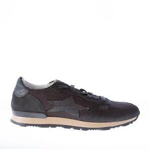 Caricamento dell immagine in corso ISHIKAWA-scarpe-uomo-men-shoes-Sneaker -in-camoscio- 5a2169ee4f1
