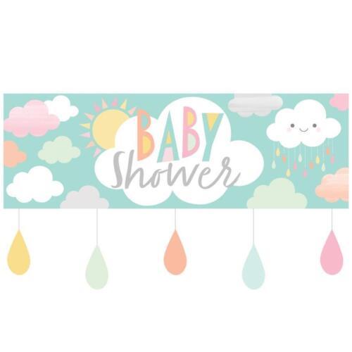 SUNSHINE BABY SHOWER Range Tableware Balloons Decorations Supplies NEW CP 1C