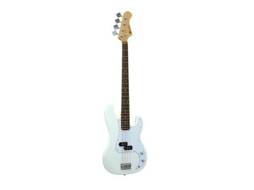 weiß DIMAVERY PB-320 E-Bass