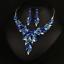 Fashion-Wedding-Caystal-Rhinestone-Choker-Bib-Necklace-Statement-Bridal-Jewelry thumbnail 74