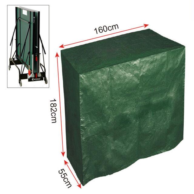Abdeckung Schutzhülle Plane für Tischtennisplatte Abdeckhaube Hülle wasserdicht
