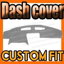 Fits 2003 - 2007 HUMMER   H2   DASH COVER MAT DASHBOARD PAD / LIGHT GREY