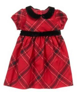 image is loading gymboree nwt royal red baby girls holiday christmas