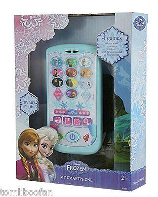 Focoso Disney Congelato Il Mio Cellulare Smartphone-mostra Il Titolo Originale Disponibile In Vari Disegni E Specifiche Per La Vostra Selezione