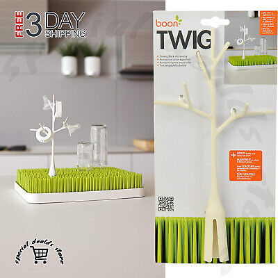White,Twig White 2 Pack Twig Grass and Lawn Drying Rack Accessory