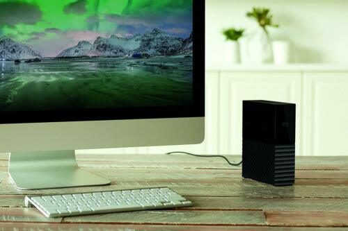 WD Western Digital My Cloud My Book Elements Desktop External Hard Drive 4TB 3TB