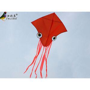 NEW-2m-92-Inch-Plane-Octopus-kite-Outdoor-Toys-fun-sports-Delta-kites