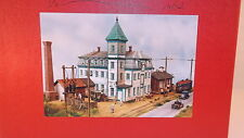 """HO HOn3 CRAFTSMAN SOUTH RIVER """"TUCKER & COOK COTTON YARN MILL"""" KIT NEW UNSTARTED"""