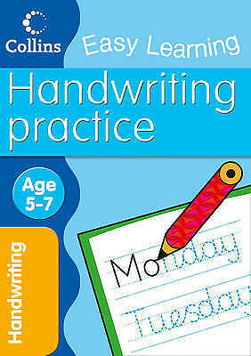 """1 of 1 - """"VERY GOOD"""" Handwriting Practice: Age 5–7 (Collins Easy Learning Age 5-7), Colli"""