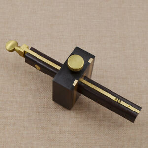 Black-Sandalwood-Screw-Cutting-Gauge-Mark-Wearproof-Carpenter-Woodworking-Tool