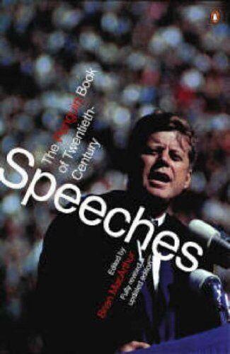 The Penguin Book of Modern Speeches,Brian MacArthur