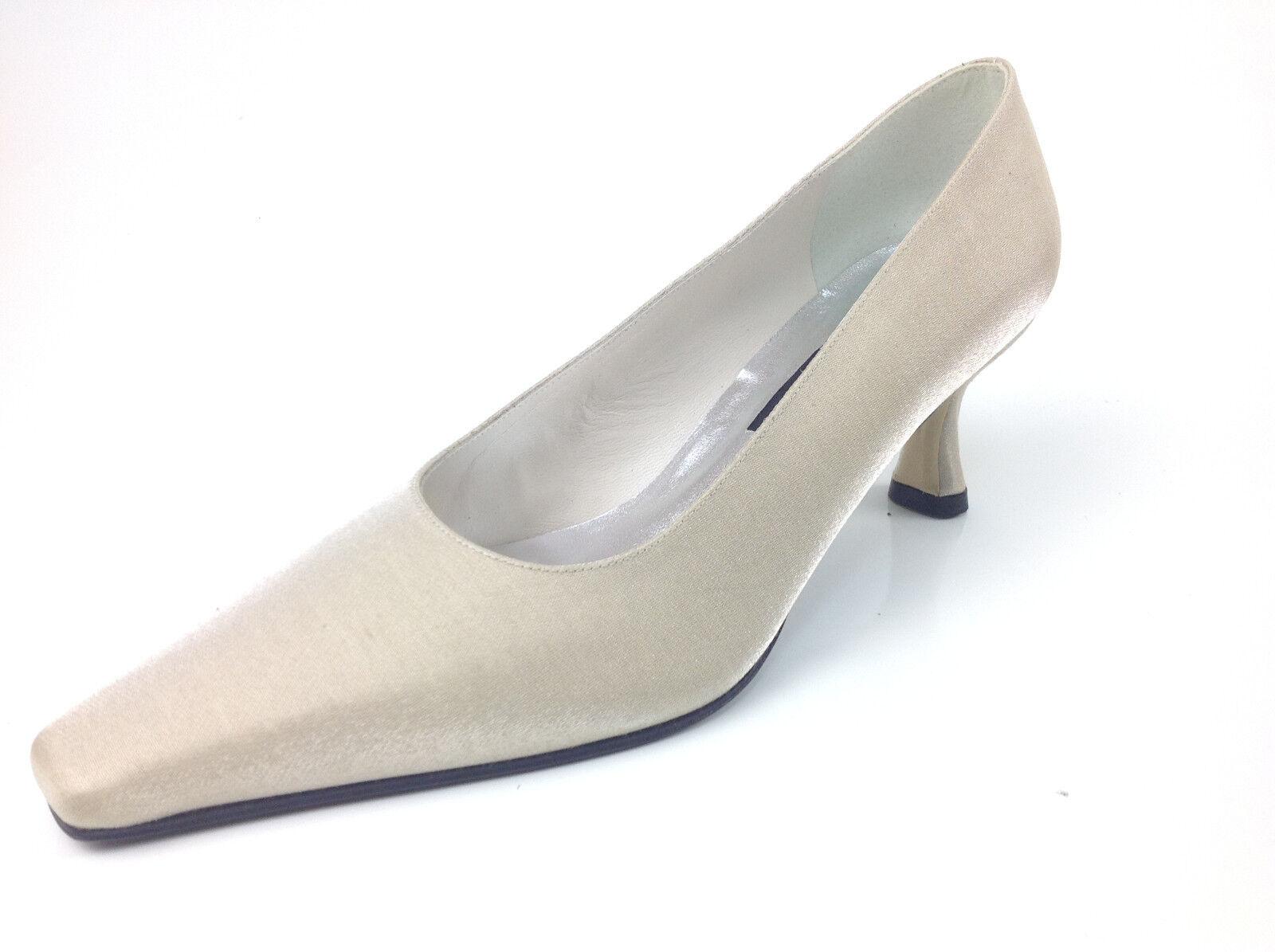 garanzia di qualità Stuart Weitzman    Fable  donna Heels , Oyster Sparkle , Dimensione US 6.5 B  incentivi promozionali