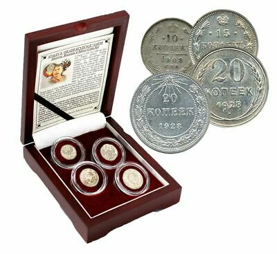 2 Silver Coins,Boxed Joseph Stalin – Man of Steel A Unique Collection of Two