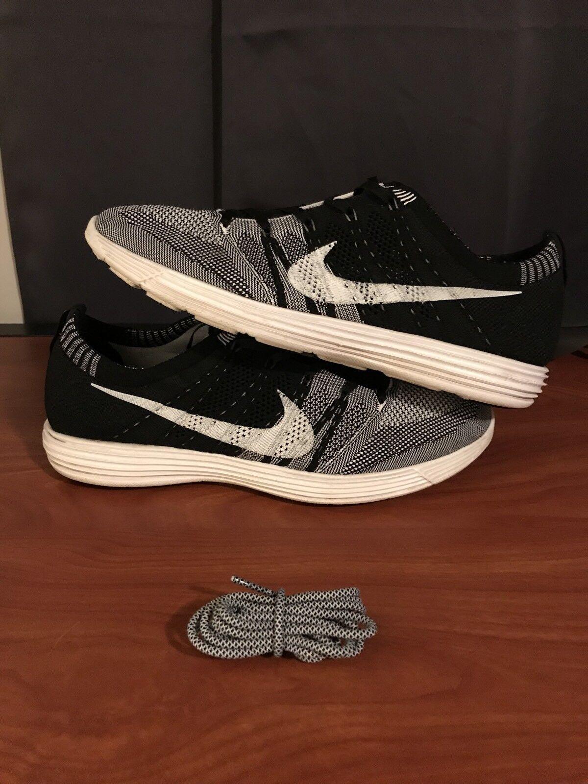Nike Lunar muestra Flyknit HTM NRG 9 535089 011 hombres hombres cómodos zapatos nuevos para hombres hombres y mujeres, el limitado tiempo de descuento af42c9