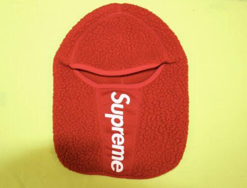 Supreme 17 Polartec Pile Balaclava fleece face ma… - image 1
