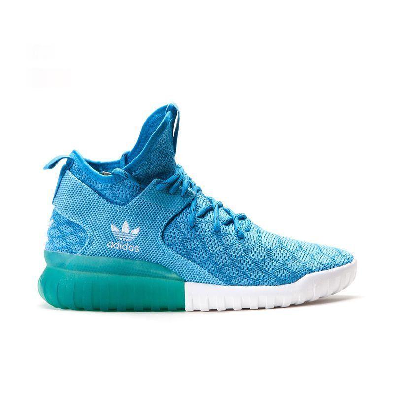 ADIDAS Tubular X Prime KniT B25592 Sneakers /3, US 10.5,