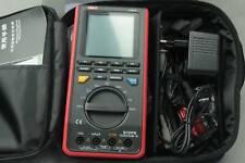 Uni T Ut81b Lcd Handheld Digital Multimeter Withusb Lcd Meter Tester Oscilloscope
