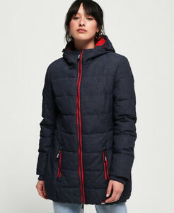 Superdry Womens Astrid Puffer Jacket