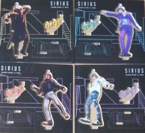 NEW-TAEMIN-JPN-1st-LIVE-SIRIUS-Official-Acryic-Stand-4type-sets-SHINee-F-S