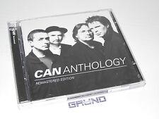 2 CD: CAN – Anthology, Remastered Edition, NEU (B4/3)
