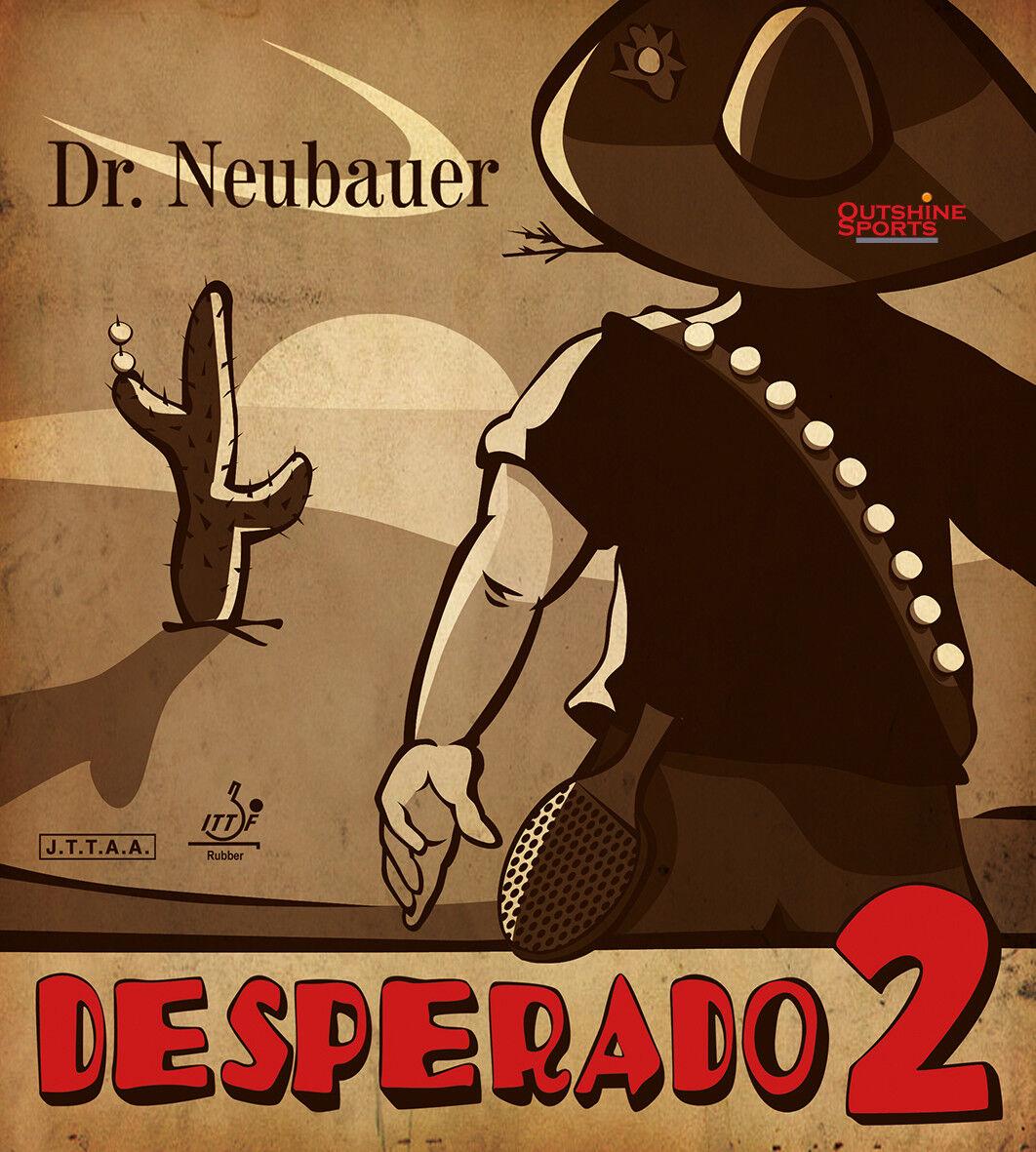 Dr Neubauer Desperado 2 Long Pimples Table Tennis Rubber