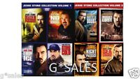Jesse Stone Complete Series 8 Movie Set Brand 4-disc Dvd Set