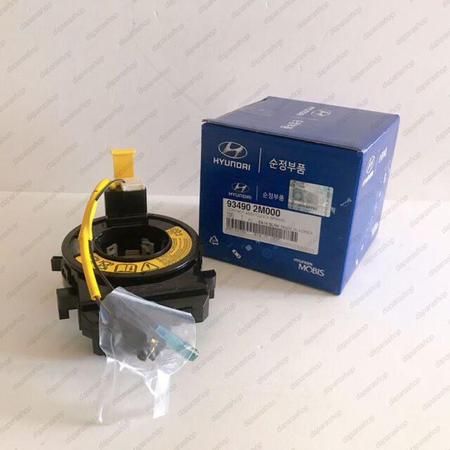 Genuine OEM Clock Spring Contact Assy For Hyundai Tucson 10-14 934902M000