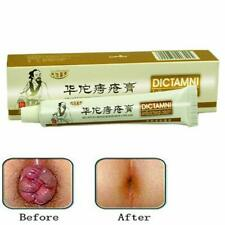 DICTAMNI- Antibacterial Cream-Chinese Herbal Hemorrhoids Relief Piles Cream 20g