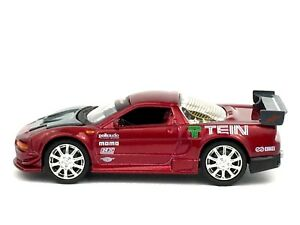 Details About Muscle Machines Ss Tuners 2001 01 Honda Acura Nsx Die Cast 164 T03 02 Loose