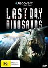 Last Day Of The Dinosaurs (DVD, 2011)