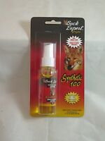 Buck Expert Coyote Urine Synthetic 100 2oz Real Urine Scent 0901c