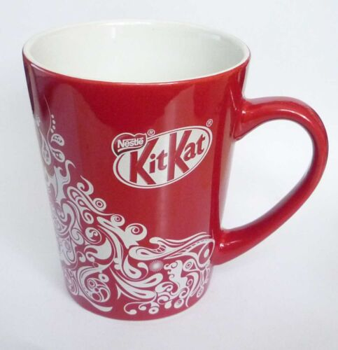 KIT KAT Limited Edition RED CUP MUG Design Series FLAMES Nestle MALAYSIA 2013