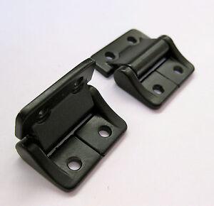 Die-Cast-Zinc-Positioning-Hinge-Powder-coated-38mm-x-40mm-Door-Cabinet-Nut-Bolt