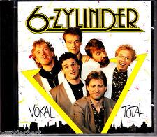 """CD - """" 6-ZYLINDER - Vokal Total """""""