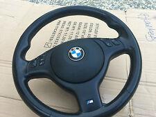 BMW M5 M3 (tri stich) steering wheel + Airbag E39 E46 E38 X5 325i 330i 740i 540i