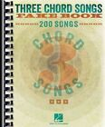 Three Chord Songs Fake Book by Hal Leonard Publishing Corporation (Paperback / softback, 2012)