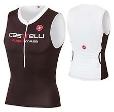 Castelli Body Paint 2 Tri Top Triathlon Top Large New