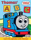 Thomas' ABC: Learn the Alphabet with Thomas! by Egmont UK Ltd (Board book, 2008)