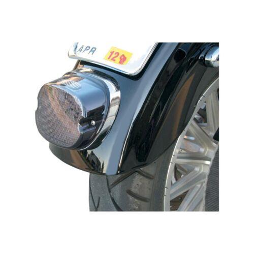 Harley 1450 Dyna Super Glide 5# LED Rücklicht Kennzeichenleuchte OBEN
