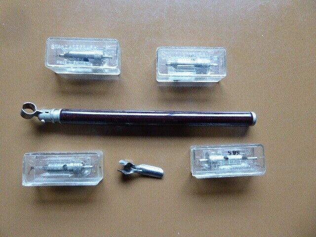 Standardgraph rørpenne