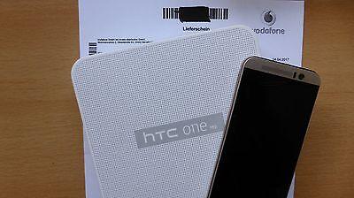 HTC  One M9 - 32GB - Gold on Silver (Ohne Simlock) Smartphone