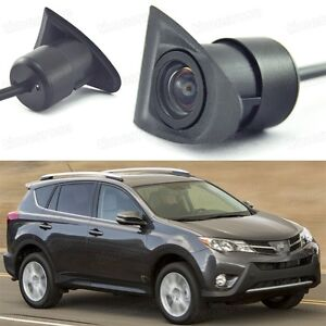 170-Wide-Degree-CCD-Car-Front-View-Camera-Logo-Embedded-for-Toyota-RAV4-13-15