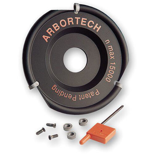 ARBORTECH INDUSTRIAL  CARVER IND100 FITS MOST 4