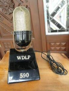 WDLP 590 PANAMA CITY, FLORIDA FLA Microphone Radio Station ADVERTISING
