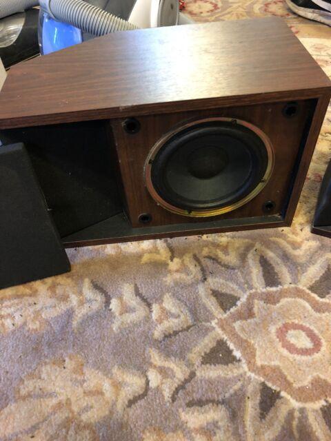 BOSE 201 Series II Direct / Reflecting Speakers - Pair