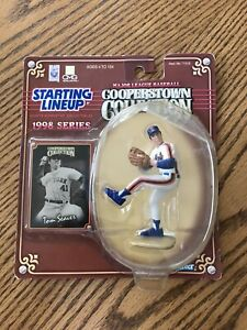 1998 TOM SEAVER Hasbro Kenner Starting Lineup Cooperstown Figure  NY Mets