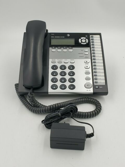AT&T Small Business Phone System Att1040 4-line 1040 for ...